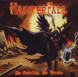 NO SACRIFICE, NO VICTORY Audio CD, HAMMERFALL, CD