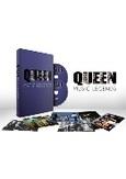 Music legends - Queen, (DVD)