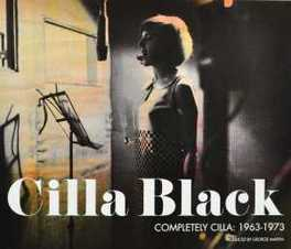 COMPLETELY CILLA:.. .. 1963-1973 - 5 CD + DVD CILLA BLACK, CD