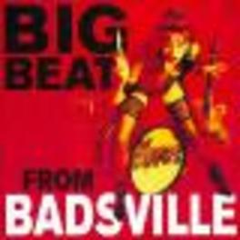 BIG BEAT FROM BADSVILLE RE-RELEASE W/4 BONUS TRACKS Audio CD, CRAMPS, CD