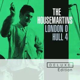 LONDON 0 - HULL 4-DELUXE- Audio CD, HOUSEMARTINS, CD