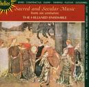 SACRED & SECULAR MUSIC WORKS BY BYRD/CONTRACTUS...