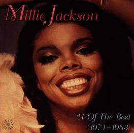 21 OF THE BEST.. .. (1971-1983) Audio CD, MILLIE JACKSON, CD