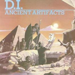 ANCIENT ARTIFACTS DEBUT REISSUED D.I., Vinyl LP