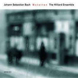 MOTETTEN BWV 225-230/BWV HILLIARD ENSEMBLE Audio CD, J.S. BACH, CD