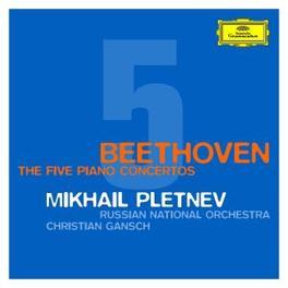 PIANO CONCERTO -COMPLETE- R.N.O./PLETNEV Audio CD, L. VAN BEETHOVEN, CD