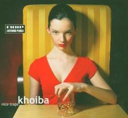 NICE TRAPS Audio CD, KHOIBA, CD