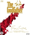 Godfather trilogy, (Blu-Ray)