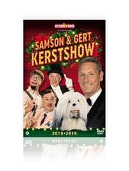 Samson & Gert - Kerstshow 2018-2019, (DVD)