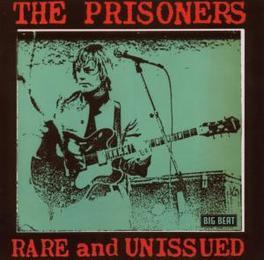 RARE & UNISSUED Audio CD, PRISONERS, CD
