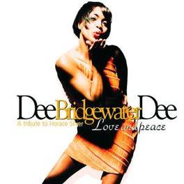 LOVE & PEACE Audio CD, DEE DEE BRIDGEWATER, CD