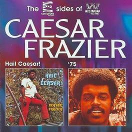 HAIL CAESAR/CEASAR FRAZIE 2 ON 1 FR. FUNKY ORGANIST '72 & '75 ALBUMS Audio CD, CAESAR FRAZIER, CD
