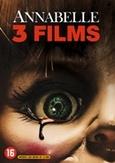 Annabelle 1-3, (DVD)