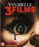 Annabelle 1-3, (Blu-Ray)