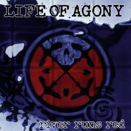 RIVER RUNS RED Audio CD, LIFE OF AGONY, CD