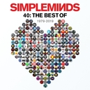 FORTY: THE.. -DELUXE- .. SIMPLE MINDS