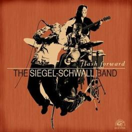 FLASH FORWARD Audio CD, SIEGEL-SCHWALL BAND, CD