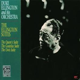 ELLINGTON SUITES Audio CD, DUKE ELLINGTON, CD