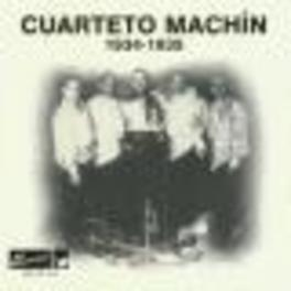 1934-1935 Audio CD, CUARTETO MACHIN, CD