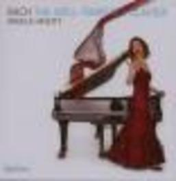 DAS WOHLTEMPERIERTE CLAVI W/ANGELA HEWITT Audio CD, J.S. BACH, CD