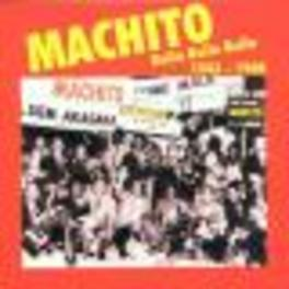 BAILA BAILA BAILA 1943-48 Audio CD, MACHITO, CD