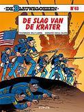 BLAUWBLOEZEN 63. DE SLAG VAN DE KRATER