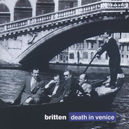 DEATH IN VENICE (COMPL.) ENGLISH OPERA GROUP/ECO/BEDFORD