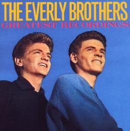 GREATEST RECORDING -18 TRACK COMPILATION- Audio CD, EVERLY BROTHERS, CD