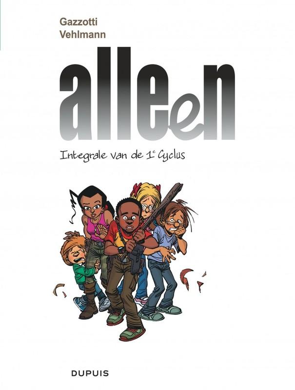 Alleen - Integraal (deel 1-5). Alleen - Integraal, Vehlmann, Fabien, Paperback