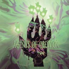AGENTS OF OBLIVION Audio CD, AGENTS OF OBLIVION, CD