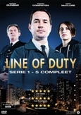 Line of duty - Seizoen 1-5,...