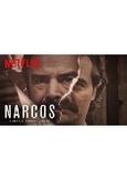 Narcos box, (DVD)