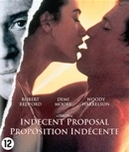 Indecent proposal, (Blu-Ray)