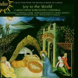 JOY TO THE WORLD! Audio CD, WORCESTER CATHEDRAL CHOIR, CD