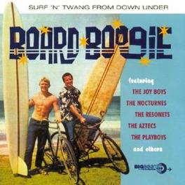 BOARD BOOGIE -30TR- INCL. PLAYBOYS, AZTECS, FABULOUS BLUE JAYS, RESONETS Audio CD, V/A, CD