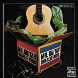 MR. GUITAR Audio CD, CHARLIE BYRD, CD