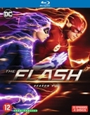 Flash - Seizoen 5 , (Blu-Ray)
