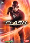 Flash - Seizoen 1-5, (DVD)