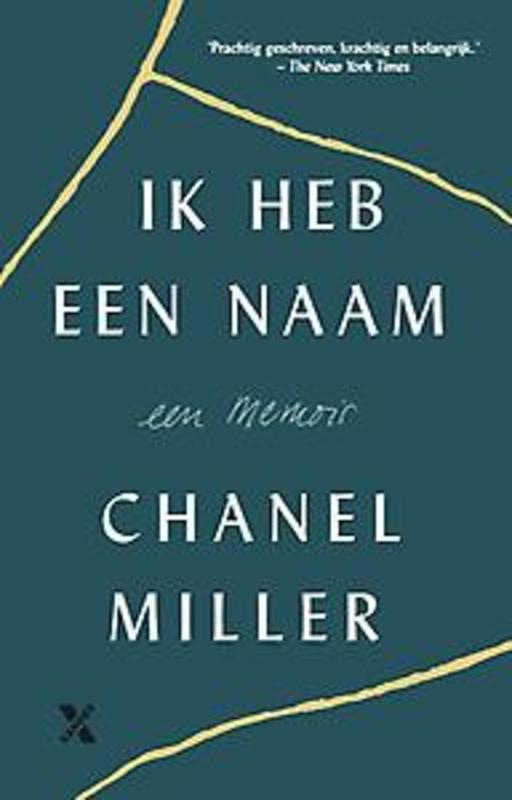 Ik heb een naam. Miller, Chanel, Paperback