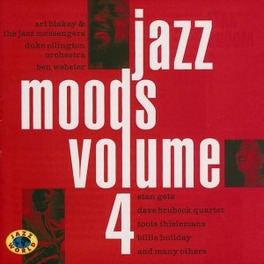 JAZZ MOODS 4 THELONIOUS MONK/ART BLAKEY Audio CD, V/A, CD
