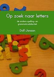Op zoek naar letters
