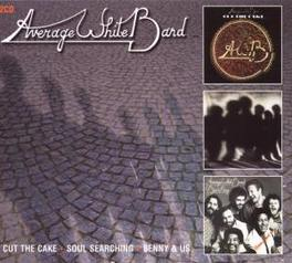 CUT THE CAKE/SOUL.. .. SEARCHING/BENNY & US Audio CD, AVERAGE WHITE BAND, CD