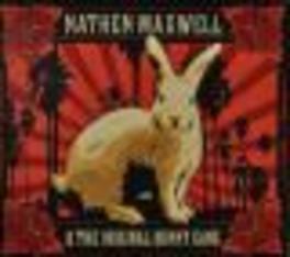WHITE RABBIT Audio CD, NATE MAXWELL, CD
