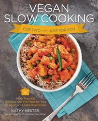 Vegan Slow Cooking for Two...