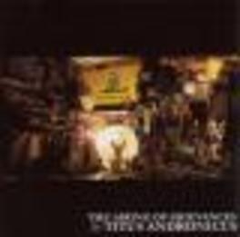 AIRING OF GRIEVANCES Audio CD, TITUS ANDRONICUS, CD