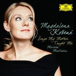 SONGS MY MOTHER TAUGHT ME Audio CD, MAGDALENA KOZENA, CD
