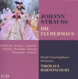 DIE FLEDERMAUS ROYAL CONCERTGEBOUWORCHESTRA Audio CD, J. STRAUSS, CD