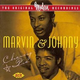 CHERRY PIE Audio CD, MARVIN & JOHNNY, CD