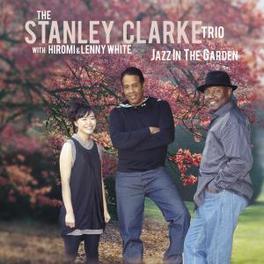 JAZZ IN THE GARDEN HIROMI/LENNY WHITE Audio CD, STANLEY CLARKE, CD