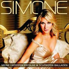 MEINE GROSSTEN ERFOLGE.. .. & SCHONSTEN BALLADEN SIMONE, CD